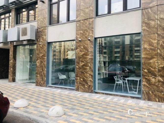 Продаж нежитлового приміщення 74.5 кв.м в новому будинку на Печерську - АН Стольний Град фото 1