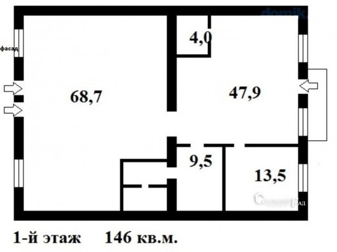 Продам нежитлове приміщення 395 кв.м з окремим фасадним входом - АН Стольний Град фото 5