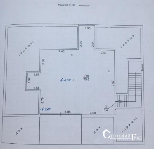Аренда дома 600 кв.м на Русановских садах - АН Стольный Град фото 9