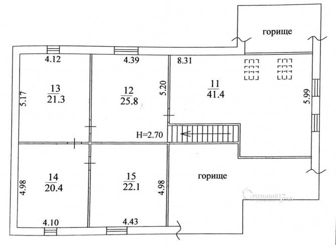 Продам дом в Киеве - АН Стольный Град фото 12