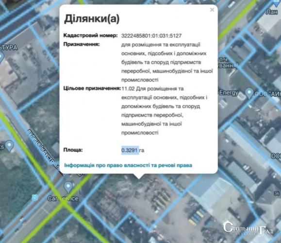 Продам промислово-комерційний ділянку на фасаді магістралі Київ-Вишневе - АН Стольний Град фото 4