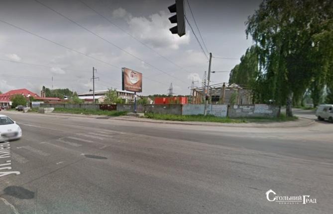 Продам промислово-комерційний ділянку на фасаді магістралі Київ-Вишневе - АН Стольний Град фото 1