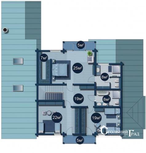 Продам дом в элитном коттеджном городке Riviera Villas - АН Стольный Град фото 32