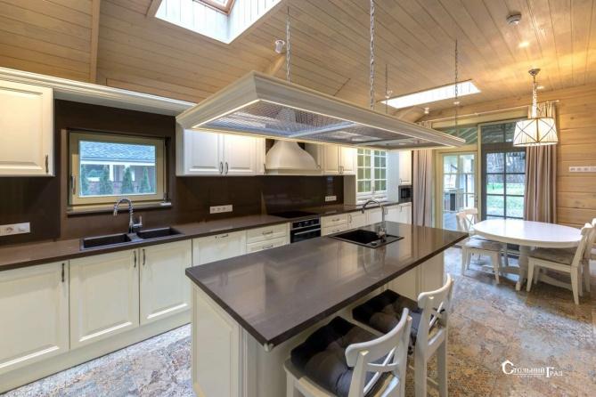 Продам дом в элитном коттеджном городке Riviera Villas - АН Стольный Град фото 8
