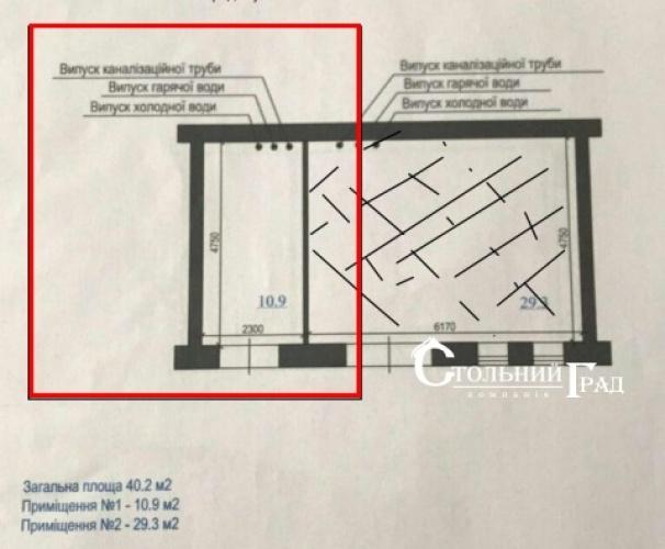 Продажа фасадного нежилого помещения на 1 этаже в центре - АН Стольный Град фото 3
