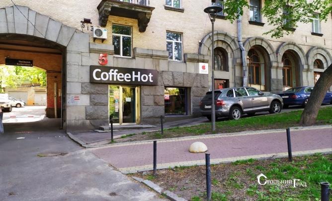 Аренда кафе в центре на ул. Прорезная - АН Стольный Град фото 1