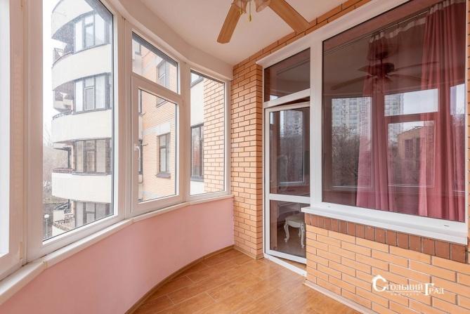 Аренда 3-к квартиры 130 кв.м в новом доме на Печерске - АН Стольный Град фото 23