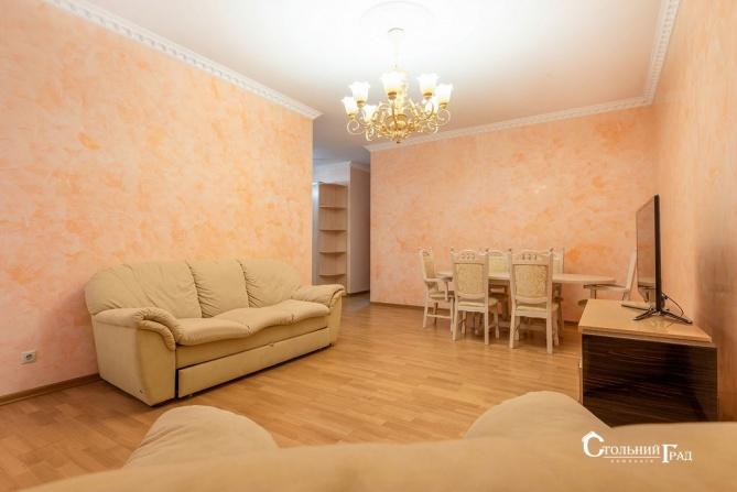 Аренда 3-к квартиры 130 кв.м в новом доме на Печерске - АН Стольный Град фото 7
