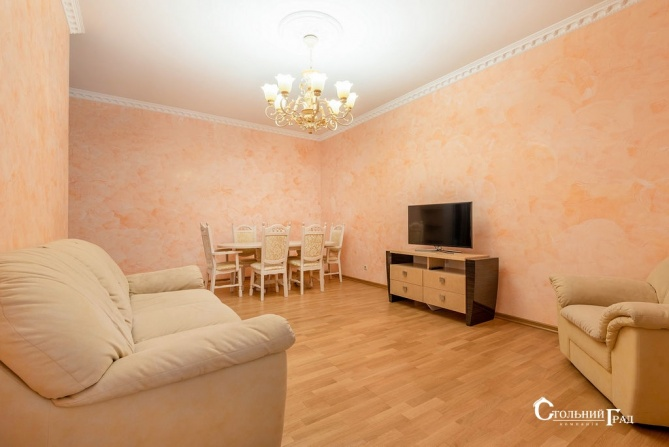 Аренда 3-к квартиры 130 кв.м в новом доме на Печерске - АН Стольный Град фото 3