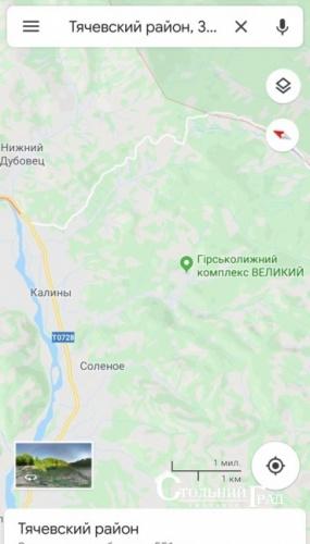 Продажа земельного участка в Закарпатской области - АН Стольный Град фото 2