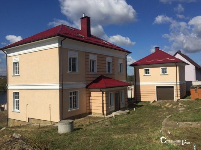 Продажа нового дома на берегу озера под Киевом - АН Стольный Град фото 5