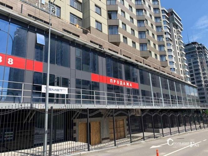 Продажа нежилого помещения на 1 этаже в новом ЖК Дельмар - АН Стольный Град фото 1