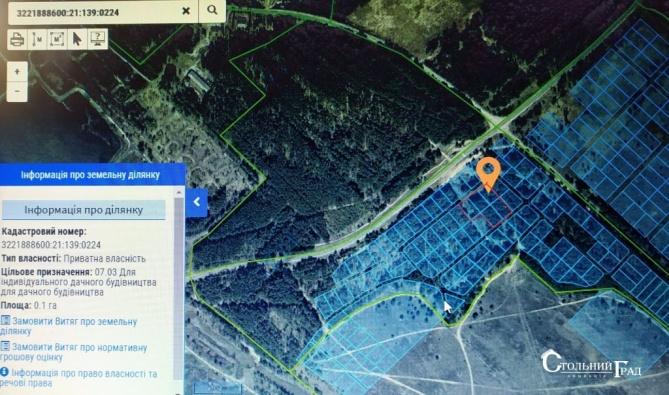 Продажа земельного участка 50 соток рядом Киевское море - АН Стольный Град фото 1