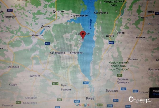Продажа земельного участка 50 соток рядом Киевское море - АН Стольный Град фото 2