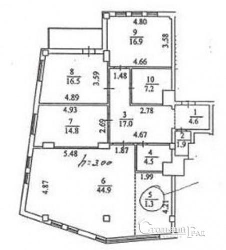Продажа квартиры с ремонтом в клубном доме Печерск - АН Стольный Град фото 11