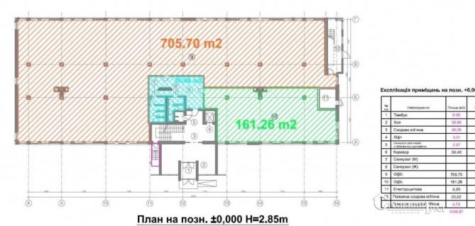 Продажа здания 4000 кв.м на фасаде одесской трассы - АН Стольный Град фото 20