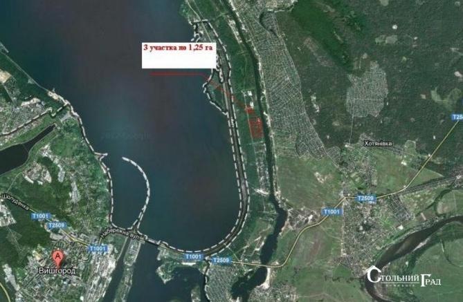 Продаж ексклюзивна ділянка на каналі Дніпра - АН Стольний Град фото 8