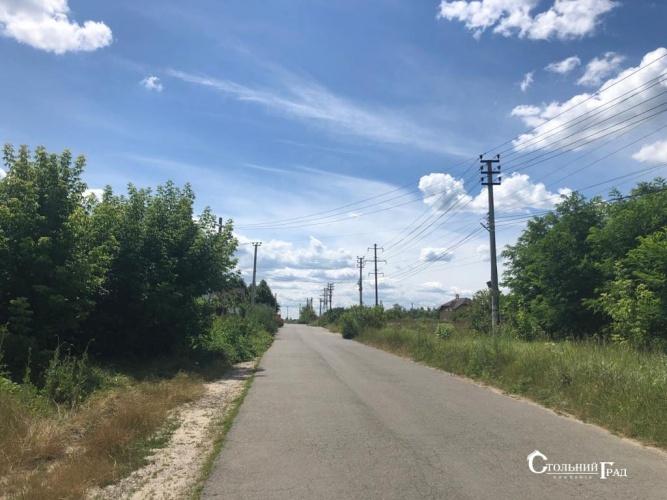 Продажа земельного участка в Гореничах под Киевом - АН Стольный Град фото 6