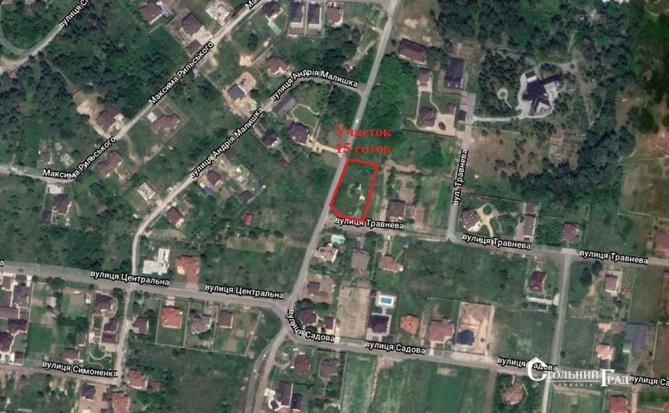 Продажа земельного участка в Гореничах под Киевом - АН Стольный Град фото 11