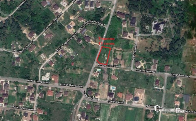 Sale of a land plot in Gorenichi near Kiev - Real Estate Stolny Grad photo 11