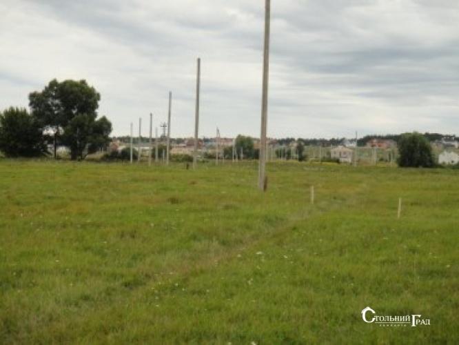 Продам ділянку під будівництво житлового будинку 2 км від Києва - АН Стольний Град фото 1