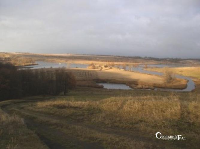 Продам живописный участок в Обуховском районе на берегу озера - АН Стольный Град фото 3