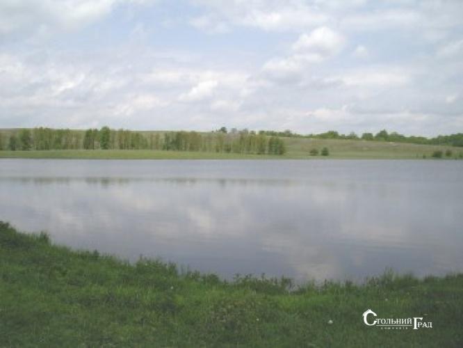 Продам мальовничу ділянку в Обухівському районі на березі озера - АН Стольний Град фото 4