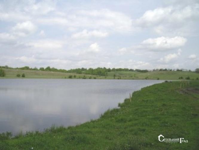 Продам мальовничу ділянку в Обухівському районі на березі озера - АН Стольний Град фото 5
