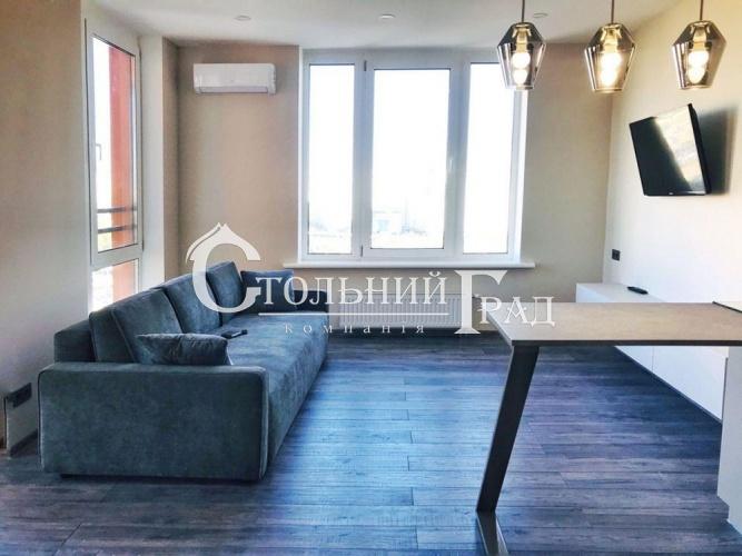 Первая аренда 2-к квартиры в ЖК Seven на Осокорках - АН Стольный Град фото 1