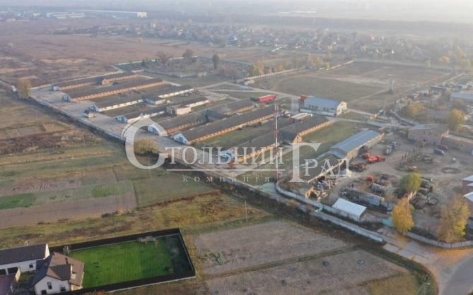 Продаж виробничої бази під Києвом на 7.28 га - АН Стольний Град фото 1