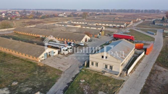 Продаж виробничої бази під Києвом на 7.28 га - АН Стольний Град фото 3