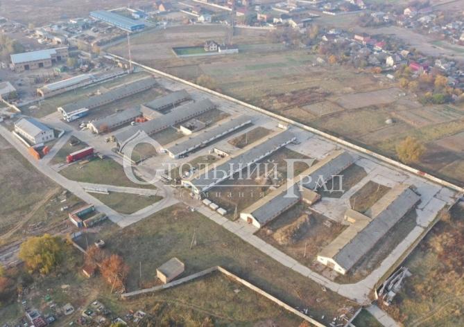Продаж виробничої бази під Києвом на 7.28 га - АН Стольний Град фото 6