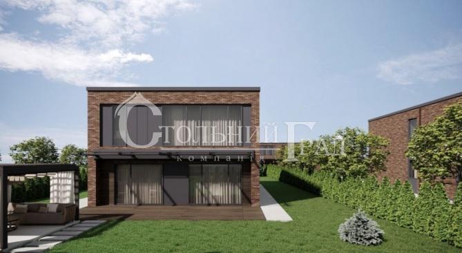 Продажа дома 215 кв.м в коттеджном городке на берегу Днепра - АН Стольный Град фото 1
