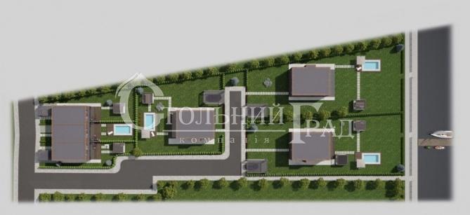 Продажа дома 215 кв.м в коттеджном городке на берегу Днепра - АН Стольный Град фото 8