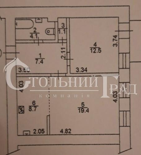 Продажа 2-к квартиры на Прорезной в царском доме - АН Стольный Град фото 12