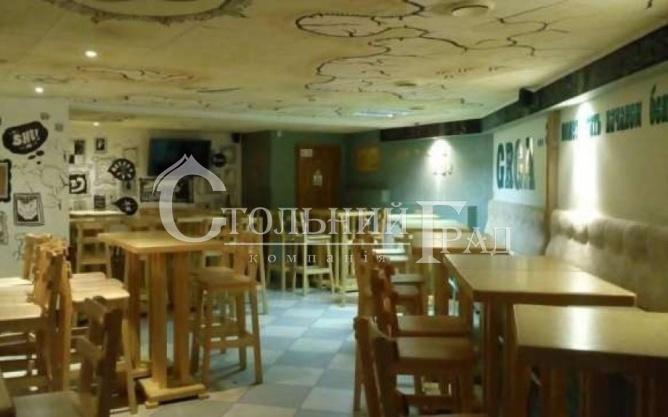 Оренда кафе на Еспланадній фасад метро Палац спорту - АН Стольний Град фото 2