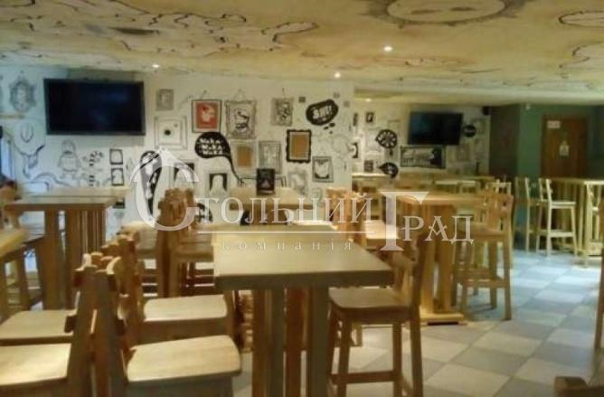 Оренда кафе на Еспланадній фасад метро Палац спорту - АН Стольний Град фото 1