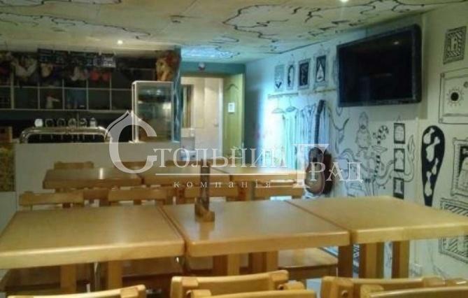 Оренда кафе на Еспланадній фасад метро Палац спорту - АН Стольний Град фото 3