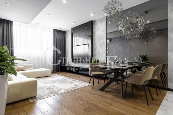 Продаж 3-к квартири з дизайнерським ремонтом в ЖК Новопечерський Двір - АН Стольний Град фото 3