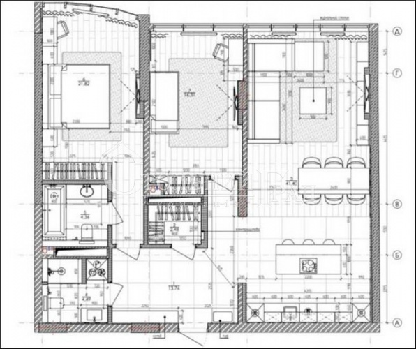 Продаж 3-к квартири з дизайнерським ремонтом в ЖК Новопечерський Двір - АН Стольний Град фото 13