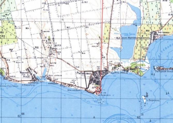 Продаж ділянки 48 соток на березі Чорного моря - АН Стольний Град фото 7