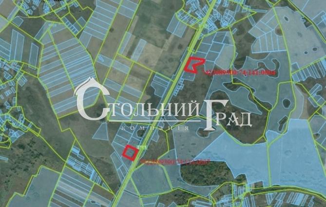 Продажа 2х фасадных уч-ка Черниговская трасса один напротив другого - АН Стольный Град фото 4