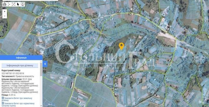 Продажа живописного участка под Киевом в Рославичах - АН Стольный Град фото 12