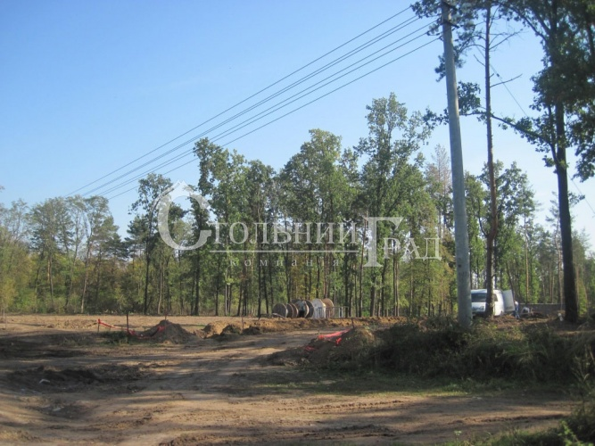 Plot in Roslavichi in a cottage town in the forest - Real Estate Stolny Grad photo 3
