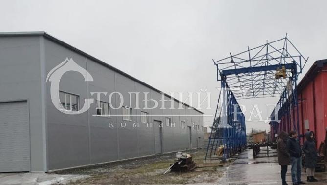 Продаж виробничо-складського комплексу в Новосілках - АН Стольний Град фото 5