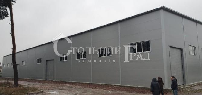 Продаж виробничо-складського комплексу в Новосілках - АН Стольний Град фото 3