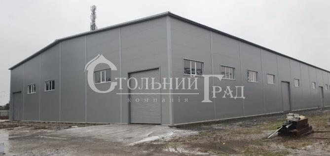Продаж виробничо-складського комплексу в Новосілках - АН Стольний Град фото 1
