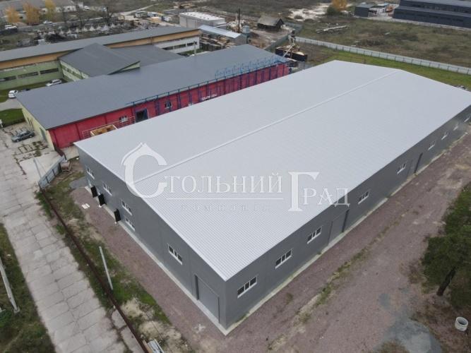Продаж виробничо-складського комплексу в Новосілках - АН Стольний Град фото 2