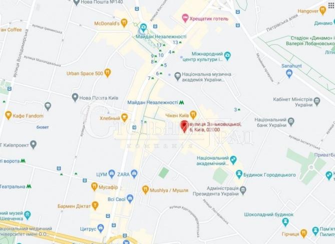 Продаж 2-к квартири 83 кв.м в центрі Києва - АН Стольний Град фото 9
