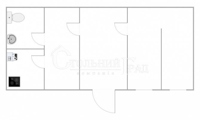 Оренда приміщення 86 кв.м метро Золоті ворота - АН Стольний Град фото 2